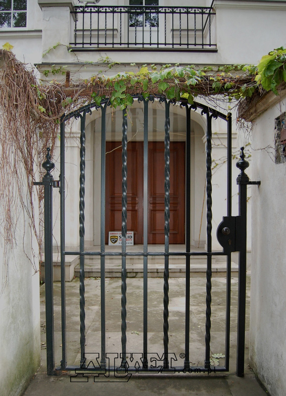 Wrought Iron Gates And Fences Metal