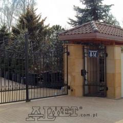 brama-dwuskrzydlowa-g267a