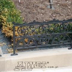 niskie-ogrodzenia-ozdobne-wzory-f-301b